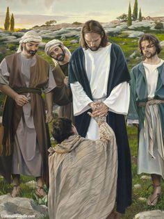 Lds lesson ideas  christ healing