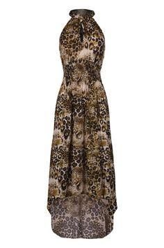 2LUV Women's Paisley/Leopard/Floral Design Hi-Low Summer Beach Dress | Amazon.com
