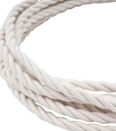 Torcido katoen strijkijzersnoer / Iron cord - textile cable twisted cotton