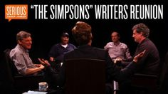 """""""The Simpsons"""" Writers Reunion – Serious Jibber-Jabber with Conan O'Brien"""