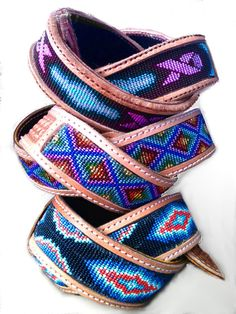 Custom Native American Beaded Belt by HairTrigger on Etsy, $300.00