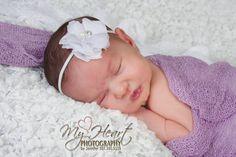 Baptism Headband/White Baby Headband/Baby Headband/Newborn Headband/Baby Girl Headband/Headbands/Newborn Photo Prop/Christening Headband by JuliaGraceDesigns1 on Etsy