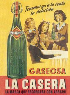 La Casera años 50