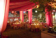 Beautiful Indian wedding reception!