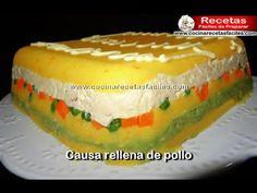 Receta de Pastel de coco - Recetas fáciles
