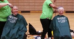 The Valparaiso University men's soccer team hosted its third annual head-shaving fundraiser for the St. Baldrick's Foundation at the ARC on Sunday, benefiting funding to find cures for childhood cancers. 84 volunteers had their heads shaved as the donations totaled more than $21,000.