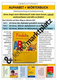 Die 45 Besten Bilder Von Alphabet Und Wörterbuch Alphabet