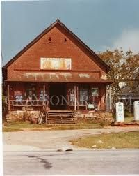 Old Lost Mountain Store