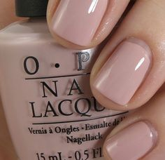 opi germany collection - my very first knockwurst