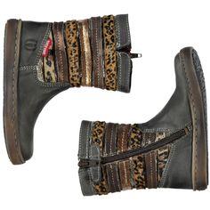Shoesme boots (23t/m28) (W16/UR5W044-A/darkgrey)   Kixx Online