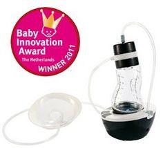 Difrax Breast to baby borstkolf.   Winnaar 2011!