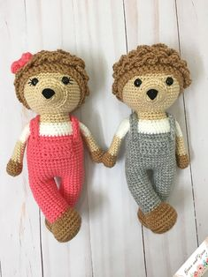 Amigurumi Hedgehogs - A Free Crochet Tutorial | Grace and Yarn