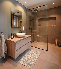 57 magnificient scandinavian bathroom design ideas that looks cool 2 Related Diy Bathroom Decor, Bathroom Styling, Bathroom Storage, Small Bathroom, Bathroom Ideas, Bathroom Organization, Marble Bathrooms, Master Bathrooms, Dream Bathrooms