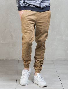Shop Fairplay Beige The Runner Jogger at HBX. Free Worldwide Shipping available.
