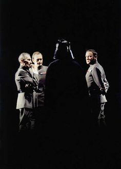 - (decisions)(star wars)(a new hope)(darth vader)(grand moff tarkin)(peter cushing)(photo) Darth Vader, Star Wars I, Star Wars Personajes, Star Wars Episode Iv, Star Wars Collection, Love Stars, Art Graphique, Film Serie, Scene Photo