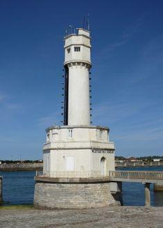 Sémaphore de l'Adour, Bayonne, France