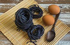 pasta all'uovo al nero