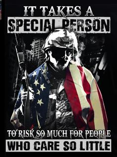 It's sad people risk there lives for liberals & all they do is try to take away thier equipment (guns) and take more money from there paychecks, by collecting thier welfare, it's sad... hate to say it but if a liberal was in trouble & No one was looking, I'd turn the other way.... they've ruined America enough...