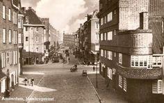 1950's. View of the Hembrugstraat in the Spaarndammer neighborhood of Amsterdam. Photo Jeroen Epema. #amsterdam #1950 #Hembrugstraat