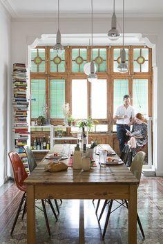 AT HOME WITH JOSE ANTONIO, EVA & NICOLAS — Medium