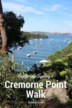 A short and stunningly beautiful self guided walk on Sydney Harbour