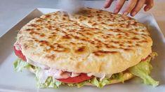 Pane Pizza, Bon Ap, Creme Brulee, Buffet, Health, Food, Recipes, Salads, Salud