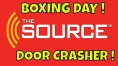 DOOR Crasher DEALS The Source ! Watch the Deals NOW ! by ThinkUnBoxing