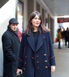 Isabel Marant military coat