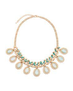 Coquette Collar Necklace