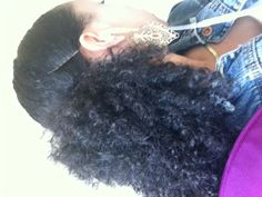 Bush of curls