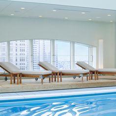 Indoor Pool Hyatt Regency Tokyo vossy.com
