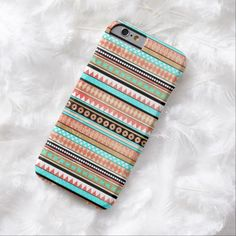 Cute iPhone 6 Case! This Trendy aztec iPhone 6 case can be personalized or purchased as is to protect your iPhone 6 in Style!