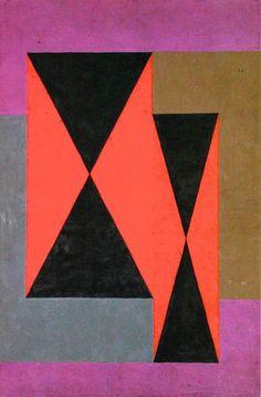 Kenneth Noland, Untitled, 1947