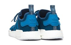 Adidas Hues NMDs Up in Blue