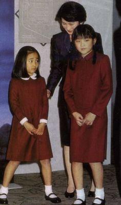 2003年3月の眞子さま