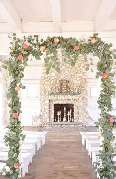 209 best Floral arches images on Pinterest in 2018 | Wedding ...