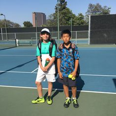 William Schwartzman def. A@ron Hung 6-3; 6-0 in the B12 R32 at the Beverly Hills Junior Open (Level 4) #prokennex