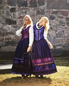 Festdrakt but just as fun! Norwegian Clothing, Going Out Of Business, Festival Dress, Folklore, Beautiful Outfits, Norway, Aurora Sleeping Beauty, Model, Celtic
