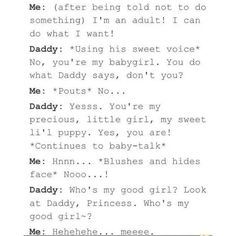 Instagram photo by ?Ddlg/Petplay? • Mar 28, 2016 at 3:45am UTC ❤ liked on Polyvore featuring daddy