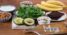 17 Magnesium Rich Foods That Can Increase Your Health - https://goodthingstoknow.co/magnesium-rich-foods/