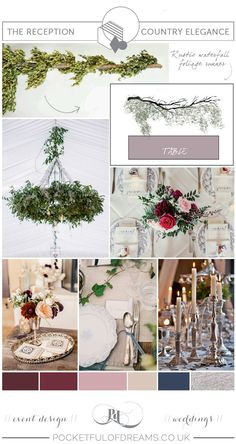 Elegant country house wedding ideas and inspiration, by Pocketful of Dreams for Love My Dress