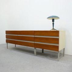 Mooie spullen voor thuis on Pinterest Vintage Storage, Writing Desk ...