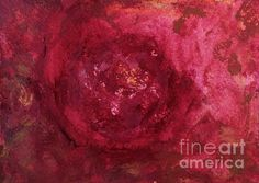 RED AS A ROSE ii - Can be bought in my webshop here at FINE ART AMERICA Fine Art America, Wall Art, Rose, Painting, Design, Kunst, Pink, Painting Art