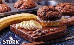 Gluten Free Banana and Chocolate Muffins » Bake With Stork