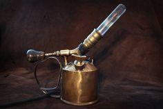 Steampunk Petroluminator (Bild 1/8)