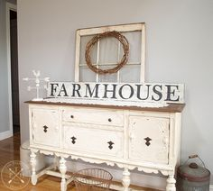 """Hey Friends! My DIY Painted Wood Signs – Without Using Stencils! post was a big hit! So much so that I've gotten a ton of requests to make more tracable letter printables for other signs, the most popular being letters for a """"Farmhouse"""" sign. I actually made the farmhouse sign pictured a few months [read more...]"""