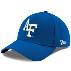 221b80c44a8 Air Force Falcons New Era Relaxed 49FORTY Fitted Hat - Royal