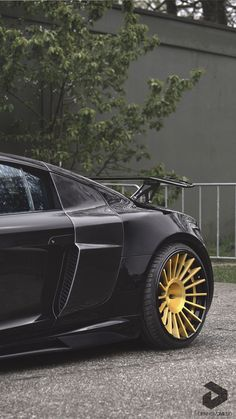 Visit The MACHINE Shop Cafu00e9... u2764 Best of Audi @ MACHINE... u2764 (Prior Design Audi R8 Supercar)