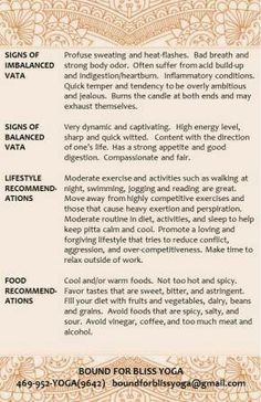 Pitta Dosha Characteristic The post says vata but it must be a misprint.this is pitta Ayurvedic Healing, Ayurvedic Diet, Ayurvedic Medicine, Holistic Medicine, Holistic Healing, Natural Medicine, Natural Healing, Alternative Health, Alternative Medicine