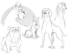 Cartoon Fundamentals: The Secrets in Drawing Animals